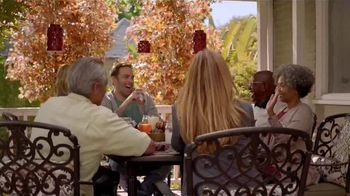 The Home Depot TV Spot, 'Fall Party Outside' - 884 commercial airings