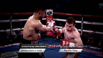Boxing: Canelo vs. Smith thumbnail