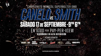 Time Warner Cable On Demand TV Spot, 'Boxing: Canelo vs. Smith' [Spanish] - Thumbnail 6