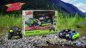 Air Hogs Thunder Trax TV Spot, 'Terrain Terror' - Thumbnail 8