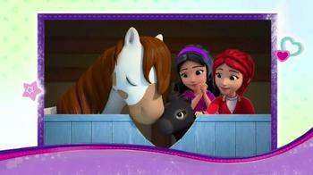 LEGO Friends TV Spot, 'Disney Channel: Pets' - Thumbnail 1