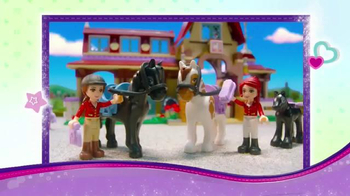 LEGO Friends TV Spot, 'Disney Channel: Pets' - Thumbnail 2
