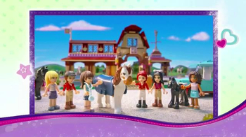 LEGO Friends TV Spot, 'Disney Channel: Pets'