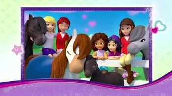 LEGO Friends TV Spot, 'Disney Channel: Pets' - Thumbnail 7