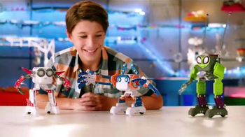 Meccano MicroNoids TV Spot, 'Ready to Party'