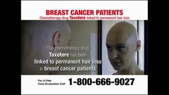 Pulaski Law Firm TV Spot, 'Breast Cancer Patients'