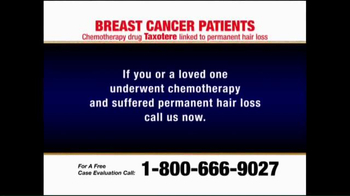 Pulaski Law Firm TV Spot, 'Breast Cancer Patients' - Thumbnail 2