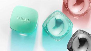 L'Oreal Paris Pure-Clay Masks TV Spot, 'Transform Oily, Dull, Rough Skin'