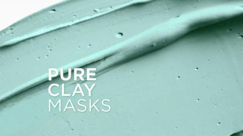 L'Oreal Paris Pure-Clay Masks TV Spot, 'Transform Oily, Dull, Rough Skin' - Thumbnail 4