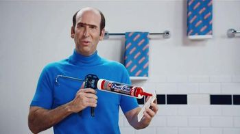 Loctite Power Grab Ultimate TV Spot, 'Unibrow Bro'