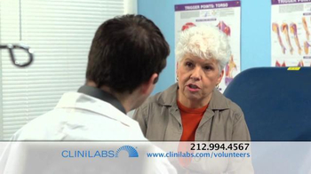 CliniLabs TV Spot, 'Depression Research Study' - Thumbnail 1