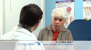 CliniLabs TV Spot, 'Depression Research Study' - Thumbnail 2