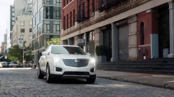 2017 Cadillac XT5 TV Spot, 'The Rescue' - Thumbnail 1