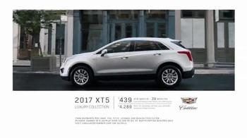 2017 Cadillac XT5 TV Spot, 'The Rescue' - Thumbnail 8
