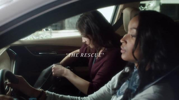 2017 Cadillac XT5 TV Spot, 'The Rescue'
