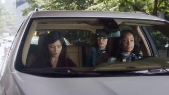 2017 Cadillac XT5 TV Spot, 'The Rescue' - Thumbnail 4