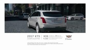 2017 Cadillac XT5 TV Spot, 'The Rescue' - Thumbnail 7