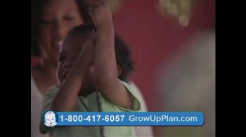 Gerber Life Grow-Up Plan TV Spot, 'Whole Life Insurance for Your Child' - Thumbnail 1