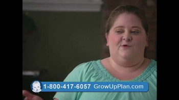Gerber Life Grow-Up Plan TV Spot, 'Whole Life Insurance for Your Child' - Thumbnail 6