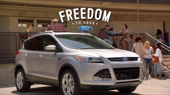 Ford Freedom Sales Event TV Spot, 'Final Days' Song by Pitbull - Thumbnail 5