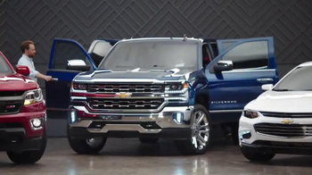 Chevrolet 72 Hour Sale TV Spot, 'Most Awarded' - Thumbnail 3