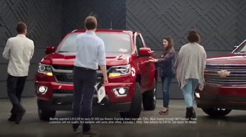 Chevrolet 72 Hour Sale TV Spot, 'Most Awarded' - Thumbnail 4
