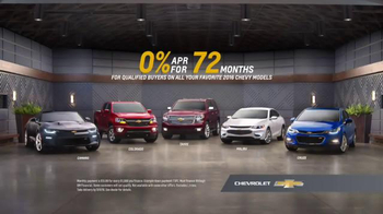 Chevrolet 72 Hour Sale TV Spot, 'Most Awarded' - Thumbnail 7