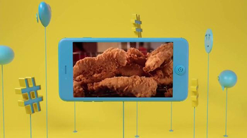Popeyes $5 Bonafide Big Box TV Spot, 'nick@nite: Friends' - 1 commercial airings