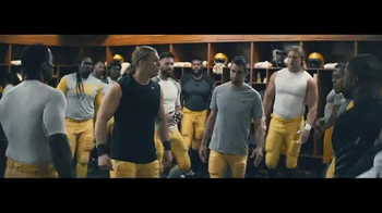 State Farm TV Spot, 'Pep Talk' Featuring Clay Matthews, Aaron Rodgers - Thumbnail 2