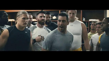 State Farm TV Spot, 'Pep Talk' Featuring Clay Matthews, Aaron Rodgers