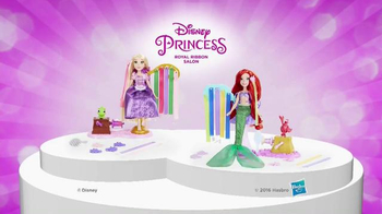 Disney Princess Royal Ribbon Salon TV Spot, 'No Rules' - Thumbnail 9