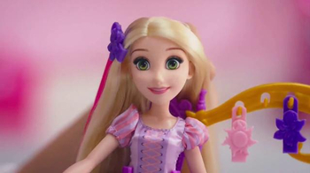Disney Princess Royal Ribbon Salon TV Spot, 'No Rules' - Thumbnail 3