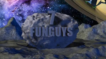 Fungus AmungUs TV Spot, 'Disney XD: 7 Fun Guys' - 7 commercial airings
