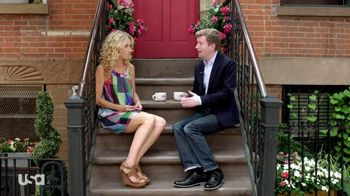 Experian TV Spot, 'USA Network: Stoop' Featuring Cat Greenleaf - 15 commercial airings