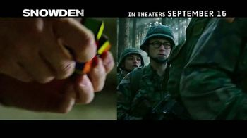 Snowden - Alternate Trailer 8
