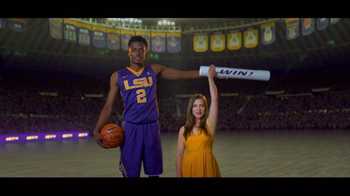 Louisiana State University TV Spot, \'We Are Here to Win!\'
