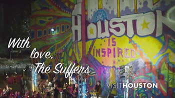 Visit Houston TV Spot, 'Good Day Houston' Featuring The Suffers - Thumbnail 6