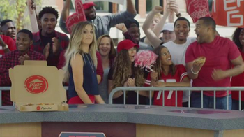Pizza Hut TV Spot, 'Hungry College Football Fans' - Thumbnail 7