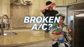 ARS Rescue Rooter TV Spot, 'Broken A/C?' - Thumbnail 3