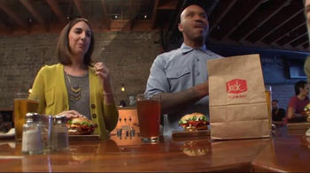 Jack in the Box Brewhouse Bacon Burger TV Spot, 'Undercover Jack' - Thumbnail 5