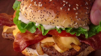 Jack in the Box Brewhouse Bacon Burger TV Spot, 'Undercover Jack' - Thumbnail 8