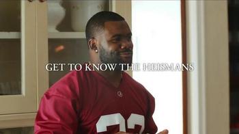 Nissan TV Spot, 'Heisman House: Derrick Henry Effect' Feat. Marcus Mariota - Thumbnail 8