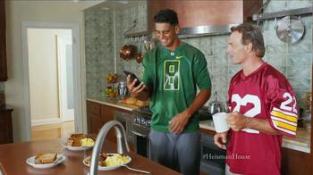Nissan TV Spot, 'Heisman House: Derrick Henry Effect' Feat. Marcus Mariota - Thumbnail 4