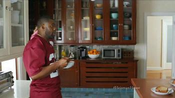 Nissan TV Spot, 'Heisman House: Derrick Henry Effect' Feat. Marcus Mariota - Thumbnail 5