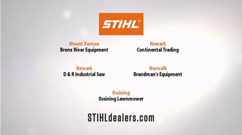 STIHL TV Spot, 'Professionals and Weekend Warriors' - Thumbnail 9