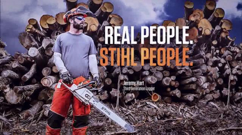 STIHL TV Spot, 'Professionals and Weekend Warriors' - Thumbnail 1