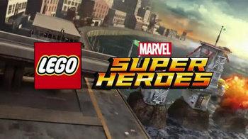 LEGO Marvel Super Heroes TV Spot, 'Spider-Man to the Rescue!' - Thumbnail 1