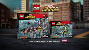 LEGO Marvel Super Heroes TV Spot, 'Spider-Man to the Rescue!' - Thumbnail 5