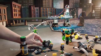 LEGO Marvel Super Heroes TV Spot, 'Spider-Man to the Rescue!' - Thumbnail 3