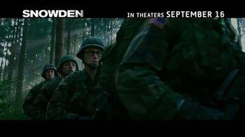 Snowden - Alternate Trailer 10